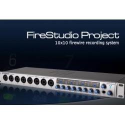 PRESONUS FireStudio Project