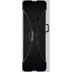 RockCase - Premium Line - Electric Bass ABS Case, rectangular - Black, 4 pcs.