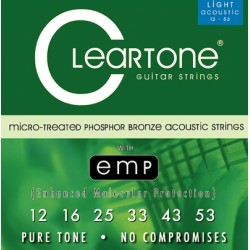 Cleartone CT7412 - Acoustic EMP Strings, Light