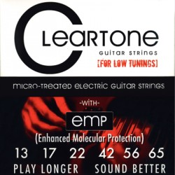 Cleartone CT9456 - Electric EMP Strings, Drop D Tuning