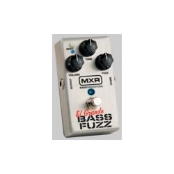 DL-Electron DLEMXRM182 - MXR M 182 El Grande Bass Fuzz
