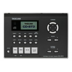 Tascam CD-BT2 - mobilný CD bass trainer