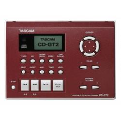 Tascam CD-GT2 - mobilný CD gitarový trainer