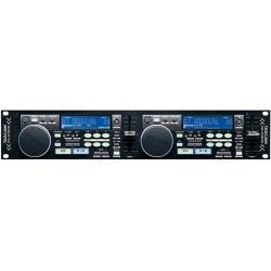Tascam CD-X1500 - dual CD player pre DJs