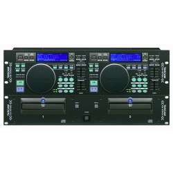 Tascam CD-X1700 - dual CD player pre DJs