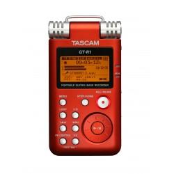 Tascam GT-R1 - kombinácia ručného rekordéra s nástrojovým trainerom