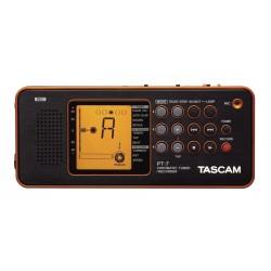 Tascam PT-7 - chromatic tuner, metronóm, rekordér