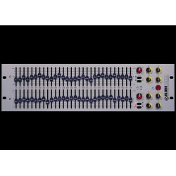 Klark Teknik DN370 - graphic EQ