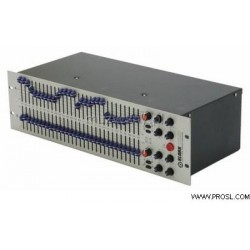 Klark Teknik DN370F - graphic EQ