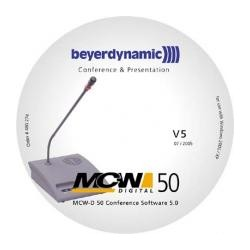 Beyerdynamic MCW-D 50 Conference Software