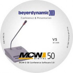 Beyerdynamic MCW-D 50 Controller Software Full Version