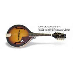 Epiphone MM-30S A-Style mandolína