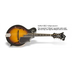 Epiphone MM-50 F-Style mandolína
