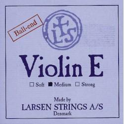Larsen Saiten für Violine Synthetic/Fiber Core Medium