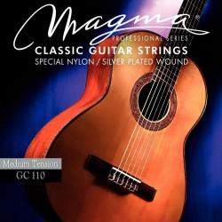 Magma struny pre klasickú gitaru Struny pre klasickú gitaru Série pre profesionály Sada
