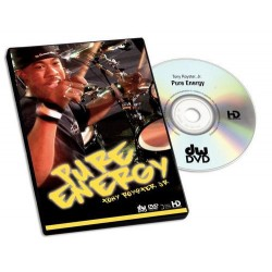 Drum Workshop DVD Tony Royster jr. Pure Energy