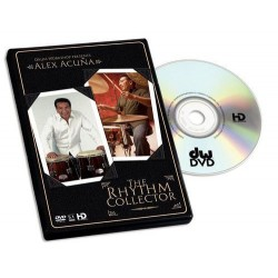 Drum Workshop DVD Alex Acuna The Rhythm collector