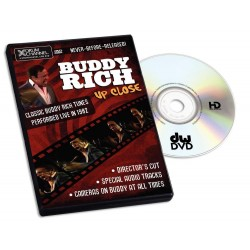 Drum Workshop DVD Buddy Rich Up Close