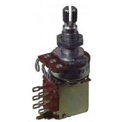 EMG Potentiometer Einzelpotis Lange Achse