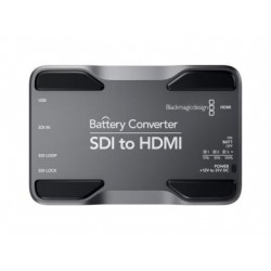 BLACK MAGIC DESIGN _Bat Conv. SDI/HDMI