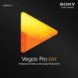 SONY - SONIC FOUNDRY Vegas Pro 12 Edit