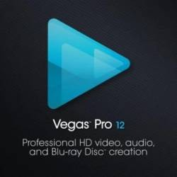 SONY - SONIC FOUNDRY Vegas Pro 12 Upgrade