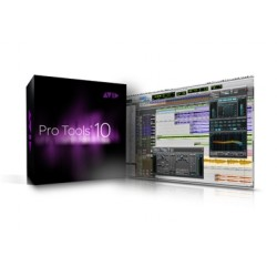 AVID - PRO TOOLS PT10 UG AC Teach EDU