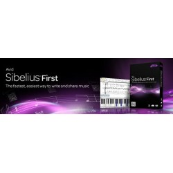 Sibelius First (Download Card)