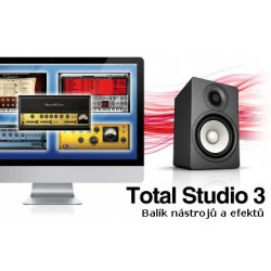 IK MULTIMEDIA TOTAL Studio 3