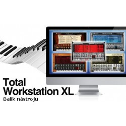 IK MULTIMEDIA TOTAL Workstation XL