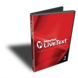 NEWTEK UPGR Live Text 2